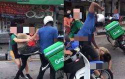 Ipoh cops arrest delivery rider, restaurant owner over brawl