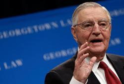 Former US vice-president Walter Mondale dies at 93