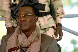 Idriss Deby, Chad's president and West's ally against Islamists