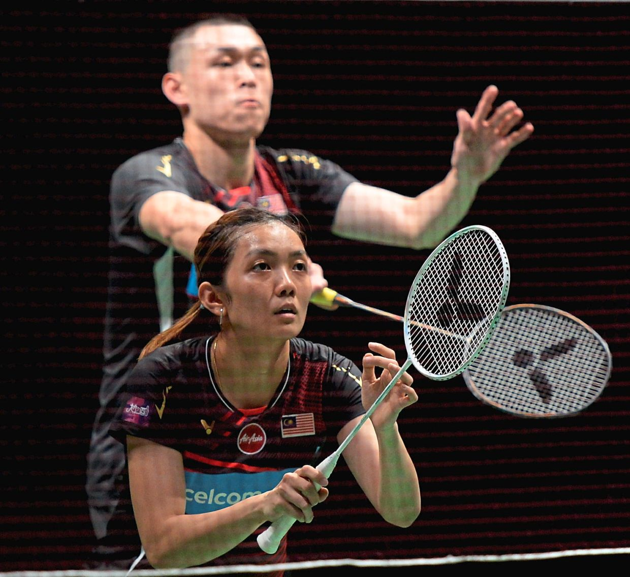 Highly motivated: Tan Kian Meng-Lai Pei Jing will now turn their attention to the World Championships later this year.