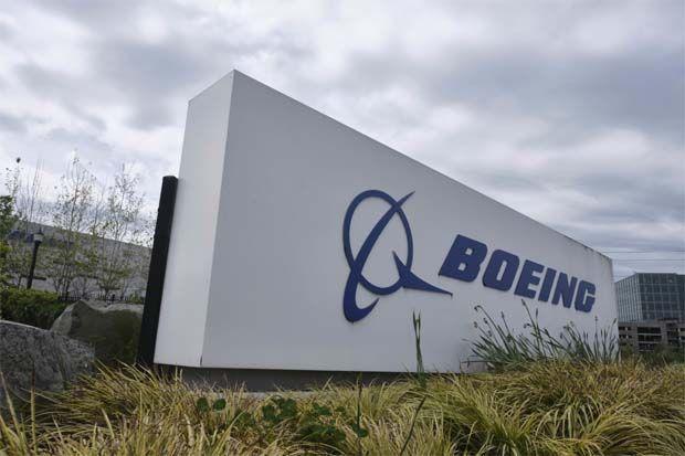 Boeing 737 factory in Renton, Washington