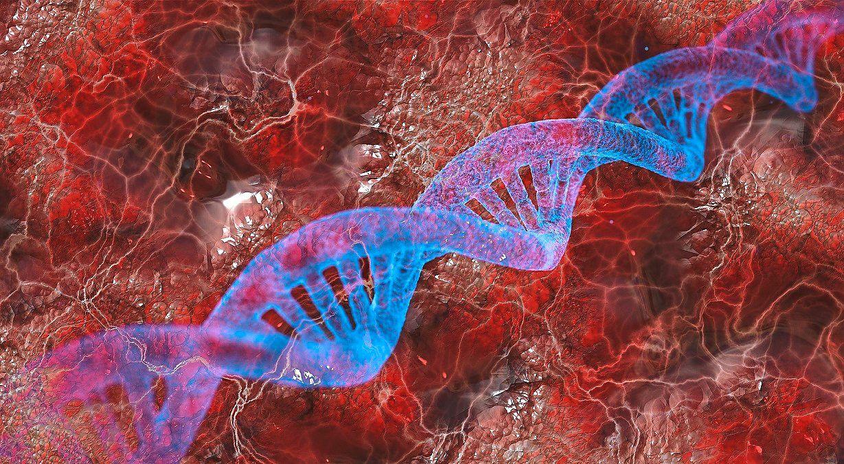 El estudio de Bridges reveló que hay 12 genes que se pueden probar para evaluar el riesgo de un individuo de desarrollar cáncer.  Foto: Cancer Research Malaysia