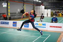 Meet Dania who can give 'uncles' a run for their money in badminton