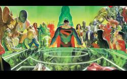 Marvel and DC artist Alex Ross launching superhero painting series as NFT