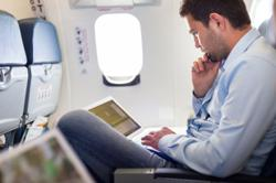 Earth Day: Business travellers are increasingly willing to give up flying
