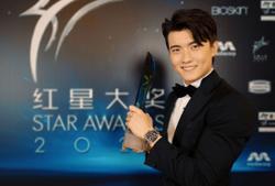 Malaysia's Zhang Zetong wins Best Newcomer at prestigious Singaporean TV awards