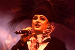1980s icon Boy George launches casting search for biopic