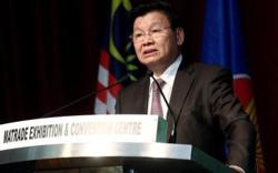 Lao president calls for nations to strengthen unity to address challenges