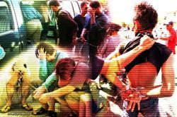 Teenage girl among nine nabbed for alleged motorcycle theft