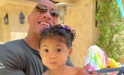 Aquaman Jason Momoa surprises Dwayne Johnson's daughter with birthday video