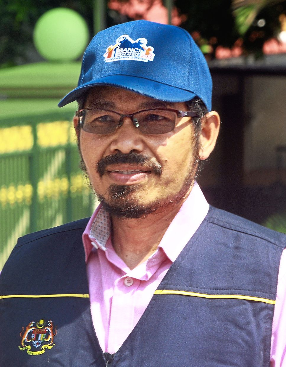'Most of the respondents have been cooperative and we appreciate it, ' said Mohd Uzir.