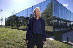 Billionaire James Dyson switches back to UK from Singapore