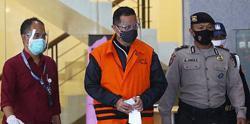 Ex-Indonesian minister Juliari stands trial in Covid-19 food aid bribery case