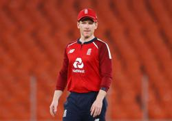 Kolkata captain Morgan says 'matter of time' before he finds form