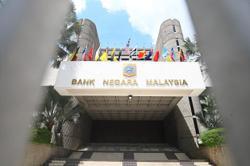 Bank Negara foreign reserves rise US$109bil