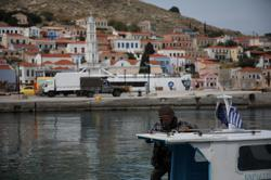 COVID-free Greek 'secluded paradise' waits for tourists to return