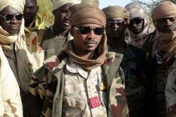 Foreign leaders arrive for Chad leader's funeral as rebels threaten advance