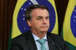 Brazil's Bolsonaro, under U.S. pressure, vows climate neutrality by 2050