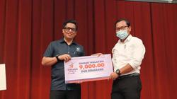 Tournament aims to encourage healthy lifestyle amid pandemic