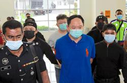 Bodyguards' boss charged