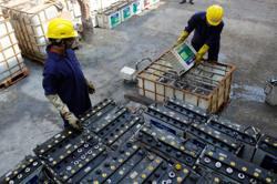 Start-ups aim to change car battery recycling including in Malaysia