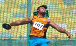 Old injury gives discus champ Irfan new fears ahead of SEA Games