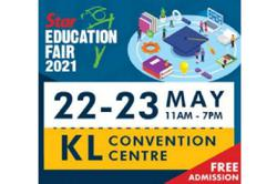 Star Education Fair coming up next month
