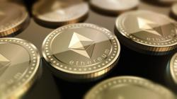 Ether plunges 10% a day after hitting record high