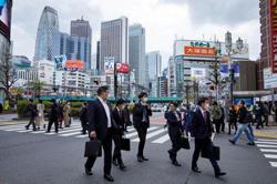 Japan to seek 'short, powerful' state of emergency for Tokyo, Osaka, Kyoto, Hyogo amid Covid-19 surge