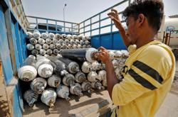 Oxygen gets armed escort in India as supplies run low in COVID crisis