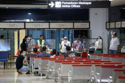 Indonesia to restrict foreign travellers coming from India over coronavirus