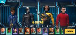 'Star Trek: Legends' on Apple: Assemble your heroes (and villains?)