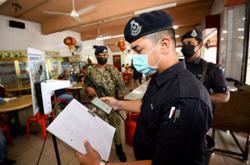 Ismail Sabri: 159 nabbed for violating SOP on Thursday (April 22)