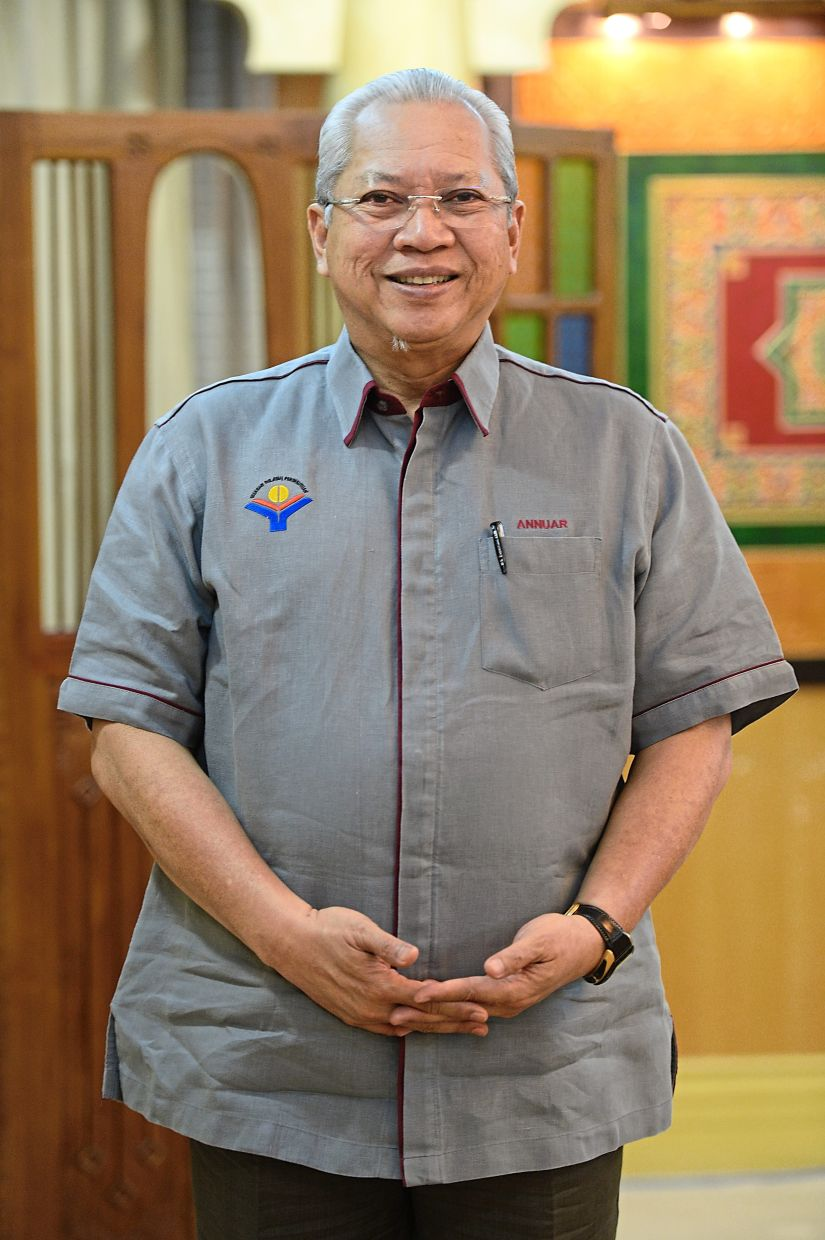 Annuar: We are looking at  developing RoL from Brickfields  to the Selangor boundary.