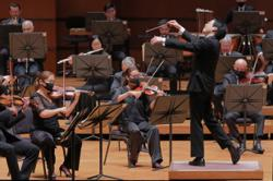MPO makes an emotional live return after 13 months in the dark