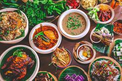 Traditional meals beckon down south