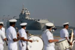 Japan to host first joint military drill with US, France - heightening tensions in South China Sea
