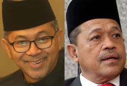 Perlis MB Azlan replaces Shahidan as Perlis Umno liaison body chairman