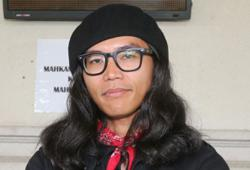 Fahmi Reza released on bail after one day in remand in sedition probe