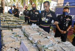 Ganja, syabu worth RM4.6mil seized, six nabbed in Kelantan