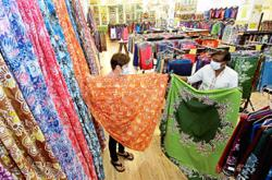 Batik industry on sharp decline due to the pandemic