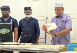 From catching bad guys to making roti canai