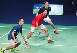 Taufik says friendship with Chong Wei as strong as their love for badminton