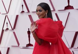 This year's Oscars brought back red carpet glamour in whites, reds and gold