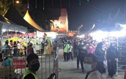 Carnival organisers in Bertam get two warning notices for breaching Covid-19 SOP