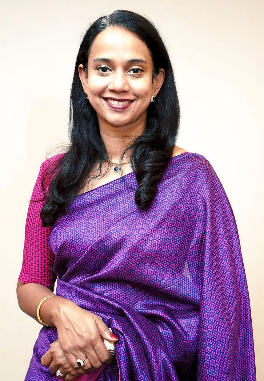 Matters of sexual and reproductive health have long been shrouded in stigma and taboo which makes discussions about such issues difficult for children, their parents, and also teachers, says Sivananthi. Photo: Sivananthi Thanenthiran