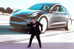 Tesla's Elon Musk qualifies for $11 billion options payout