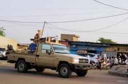 Protests erupt in N'Djamena as Chadian protesters demand civilian rule