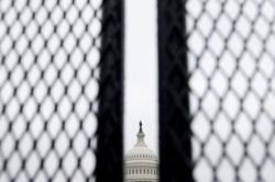 Shaken U.S. Capitol on high alert for Biden's first address to Congress