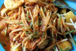 Kelantan rojak seller gets RM50,000 compound, says stall closed, was cooking food for kids